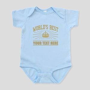 World's best ... Infant Bodysuit