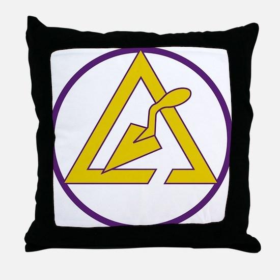 Council Throw Pillow