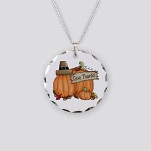 Thanksgiving Necklace