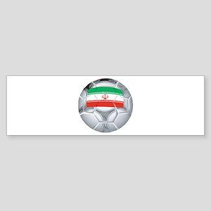 Iran Football Bumper Sticker