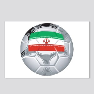 Iran Football Postcards (Package of 8)