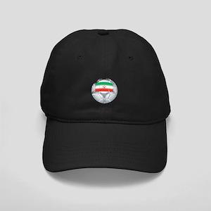Iran Football Black Cap
