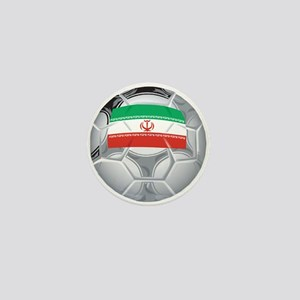 Iran Football Mini Button