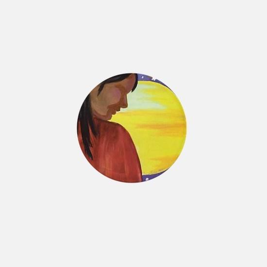 NATIVE SUN Mini Button