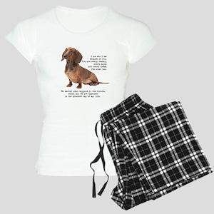 Dachshund Pajamas