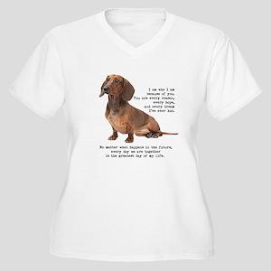 Dachshund Plus Size T-Shirt