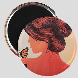 MS butterflies in flight Magnets