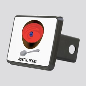 Austin Tomato Soup Hitch Cover