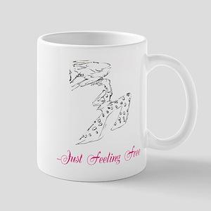 ...Just Feeling Free Mugs