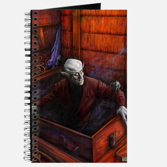 Dracula Nosferatu Vampire Journal