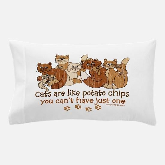 Unique Cat lovers Pillow Case