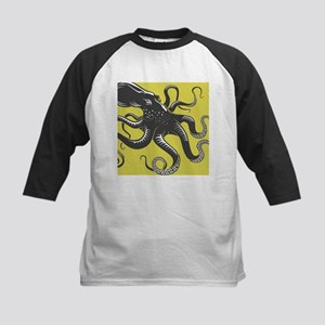 Octopus Baseball Jersey