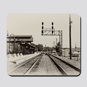 Train Depot  Mousepad