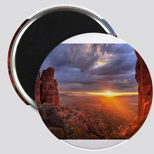 Grand Canyon Sunset Magnets