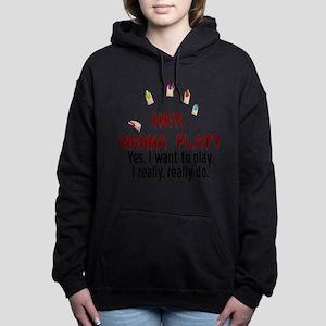 Dexter Women's Hooded Sweatshirt