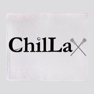 ChilLax Throw Blanket