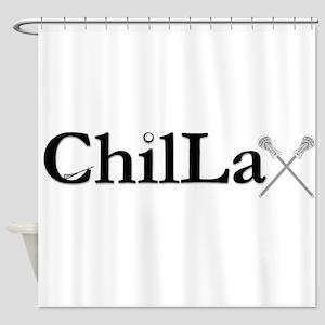 ChilLax Shower Curtain