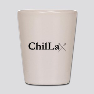ChilLax Shot Glass