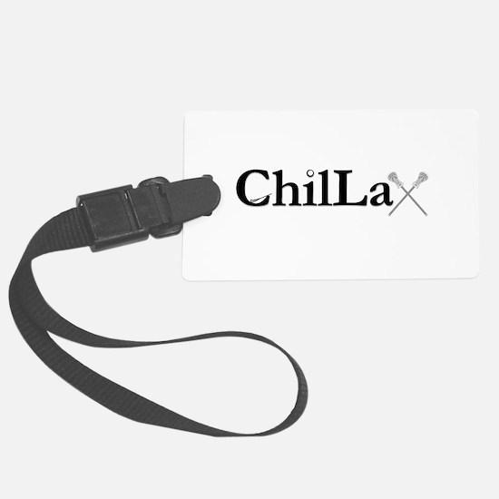 ChilLax Luggage Tag