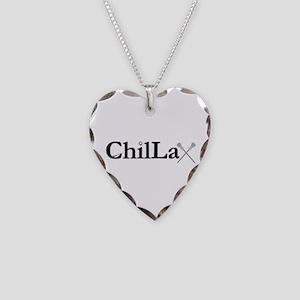 ChilLax Necklace Heart Charm