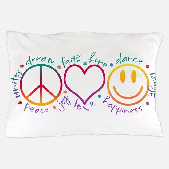 Cute Love Pillow Case