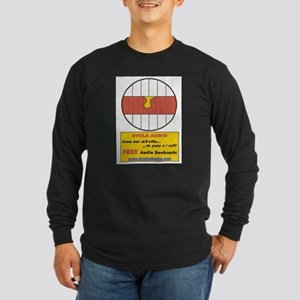 Uvula Audio tshirt logo Long Sleeve T-Shirt