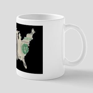 US Dollar Mug