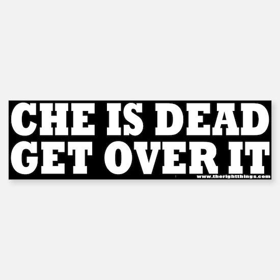 Che Is Dead Bumper Bumper Bumper Sticker