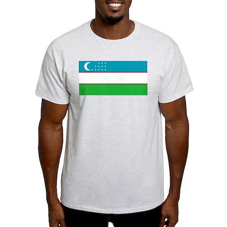 Uzbekistan Light T-Shirt