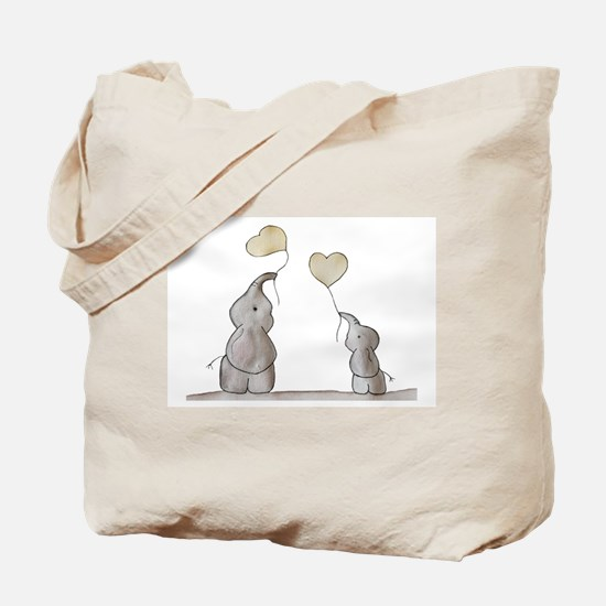 Forever Love Tote Bag