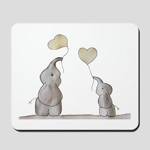 Forever Love Mousepad