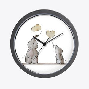Forever Love Wall Clock