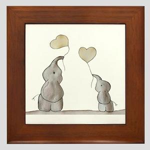 Forever Love Framed Tile