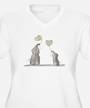 Forever Love Plus Size T-Shirt