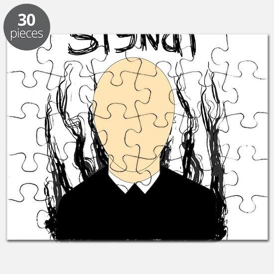 Cute No evil Puzzle