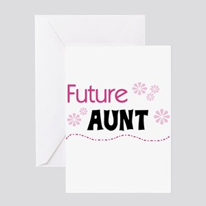 futureauntpinkaa Greeting Cards
