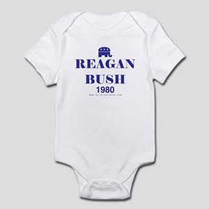 Reagan Bush 1980 Infant Bodysuit