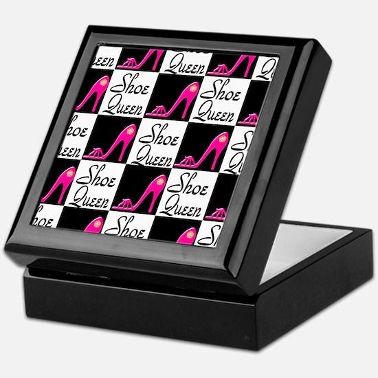 SHOE PRINCESS Keepsake Box