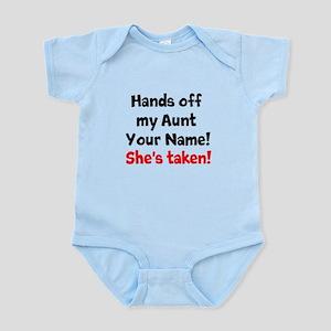 My Aunt Is The Worlds Best Nurse (Custom) Body Sui