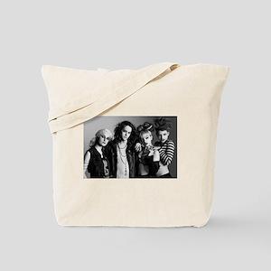 Cherri Bomb B+W Tote Bag