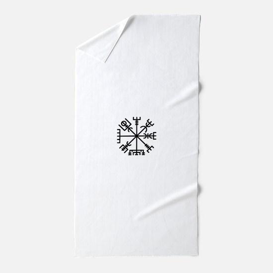Unique Iceland Beach Towel