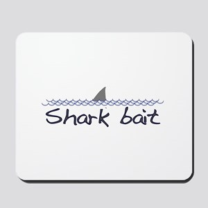 Shark Bait Mousepad