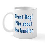 Pity About the Handler Mug