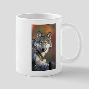Wolf 024 Mugs