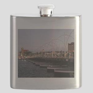 Queen Emma Bridge Flask