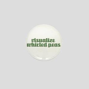 VISUALIZE PEAS Mini Button