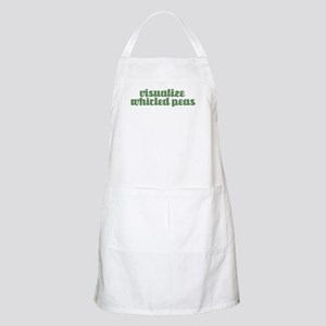 VISUALIZE PEAS BBQ Apron