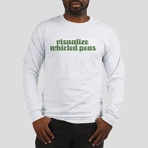 VISUALIZE PEAS Long Sleeve T-Shirt