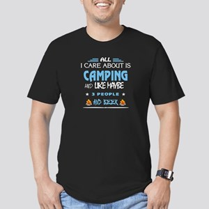 My Amazing Camping Memories T Shirt T-Shirt
