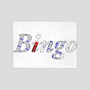 Bingo Light Mosh 5'x7'Area Rug